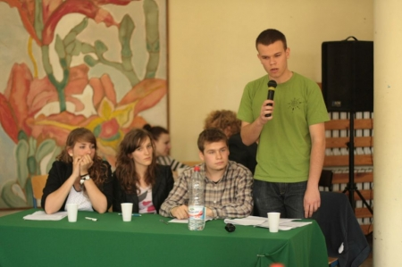 Szkolne Debaty Oksfordzkie 2011