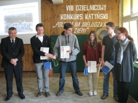 VIII Dzielnicowy Konkurs Katyński