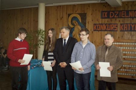 IX Dzielnicowy Konkurs Katyński