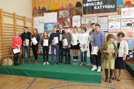 XIV Dzielnicowy Konkurs Katyński