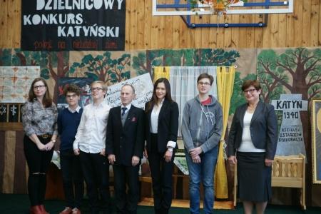 XV Dzielnicowy Konkurs Katyński