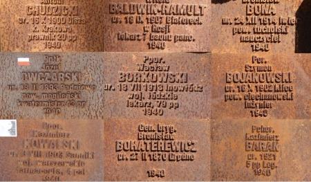 XVIII Dzielnicowy Konkurs Katyński